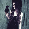 ~** The Queen of Peace **~: Raven girl