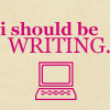 Writing: Should Be