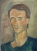 Portrait by Gertrud Orthof