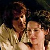Jo Ann: Out: Jamie behind Claire wed nite