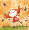 рыжая и счастливая
