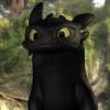 """дракон из Как приручить дракона """"серьезн"""