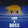 link bossy