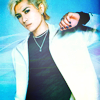 gackt blonde leaning