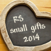 RS Small Gifts 2014
