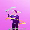 Mish: Abaddon -- Ribbon Gymnast