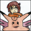 Clefable and Megan