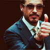 what doesn't kill me better run: tony stark: two thumbs way up