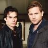 TVD: Alaric/Damon