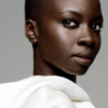 danai gurira in white