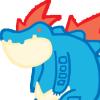 derpy gator