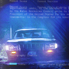 Mish: SPN -- Impala at Night