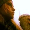 blonde, coffee