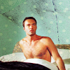Charmed Cole Turner in bed