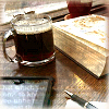 Stock - Tea and Books