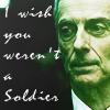 Twelve's a soldier