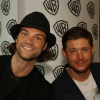 jeweledvixen: S SPN Sam and Dean Smile