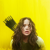 Heather: Hunger Games - Katniss Yellow