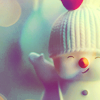 amy: Stock: winter --> snowman