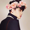 D.O. flower crown