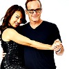 tracyj23: Clark Gregg and Ming-Na Wen dancing