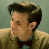 11th Doctor smile Power of Three
