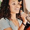 Roxanne Washington: singing happy