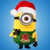 Minion xmasblue