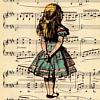 Alice sings - performance