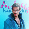Hook - devilishly handsome