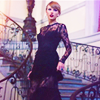 Lori: Music: Taylor Swift black dress