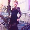 Lori: Music: Taylor Swift black dress