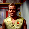 Star Trek Captain Kirk yummy