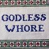godless whore