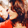 House and Cuddy - red