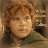 white shores are calling