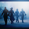 beccathegleek: All four of the boys - The Musketeers