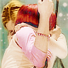 Willow & Buffy Hug - Primeval