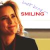 Liz smiling