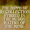 hippo of recollection