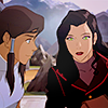 Julie: Legend of Korra ★ we don't need a key
