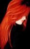 рыжая девка