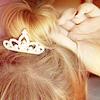 Girl: tiara