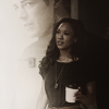 {The Flash} Barry/Iris: greyscale