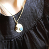 [stock] necklace