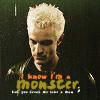 Naomi: Spike I'm a Monster by rocklogic