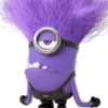 minion purple