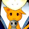 Kyo Cat Yuki Rat Held by Tohru