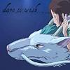 Spirited Away Girl and Dragon Boy