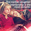 Because I Said So: Mothers & Daughters